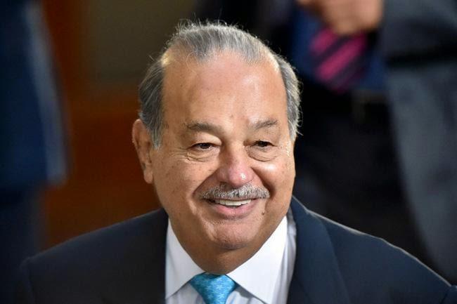 El magnate mexicano Carlos Slim compró, a través de Carso, la participación de 24.9% en el grupo inmobiliario Realia al español Bankia por 44.48 millones de euros.