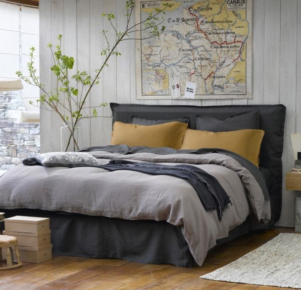 la redoute linge de maison maison design. Black Bedroom Furniture Sets. Home Design Ideas