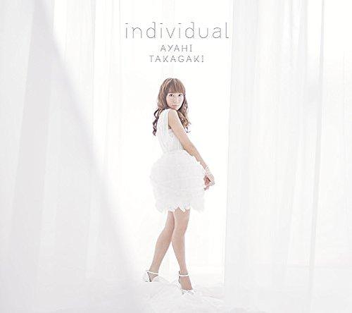 [Album] 高垣 彩陽 – individual (2015.11.25/MP3/RAR)