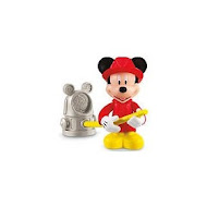 Mickey de Bombeiro