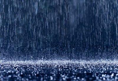 Subhanallah setiap satu saat kira kira 16 juta tan air mengewap dari bumi