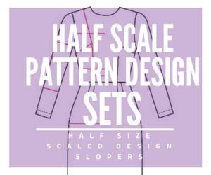 Half Scale Designing