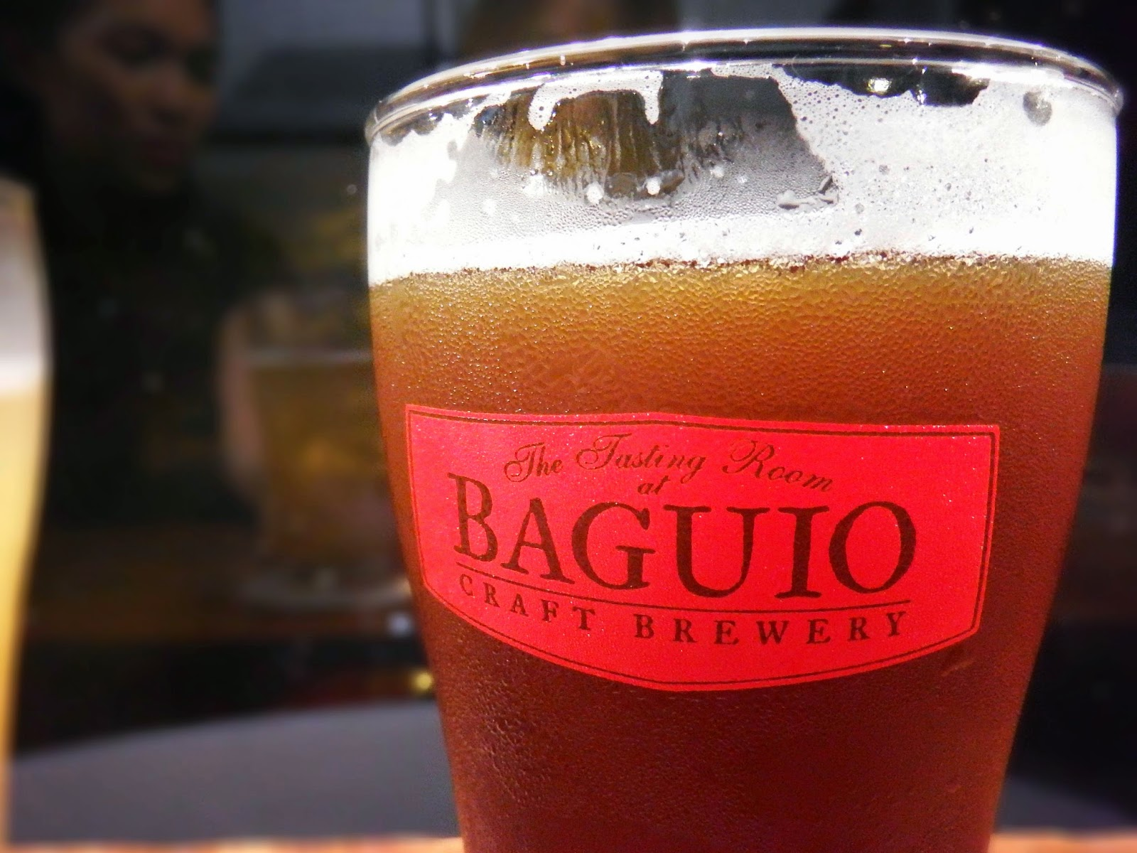 Craft Brewery Baguio Baguio Craft Brewery Has a