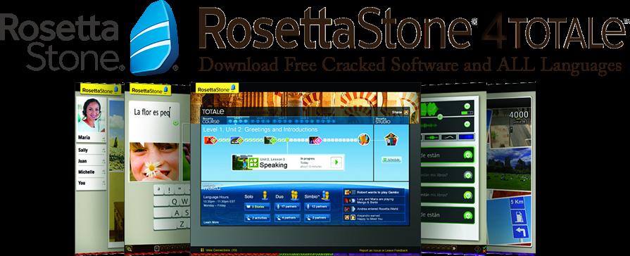 Rosetta Stone Version 4 TOTALe Free Download: Rosetta ... Rosetta Stone Totale