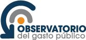 Logotipo del Observatorio del Gasto Público
