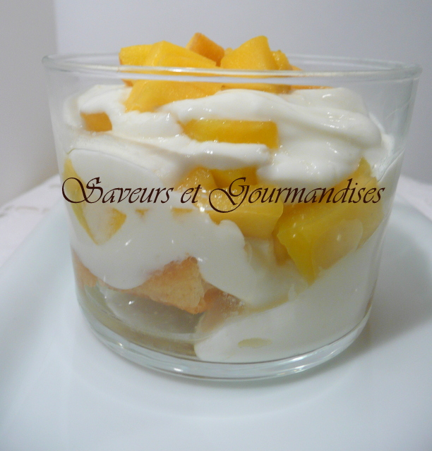 Trifle à la Mangue.