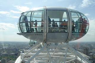 London Eye Wonderful Tourist Place