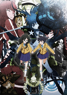 Black Rock Shooter - Episodios