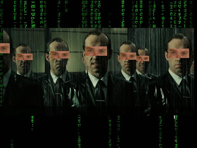 Wildeyes On Agent Smith Guys