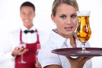 Be a Bar Waiter