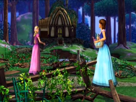 barbie and the diamond castle mayfeille �� �� � �� ��