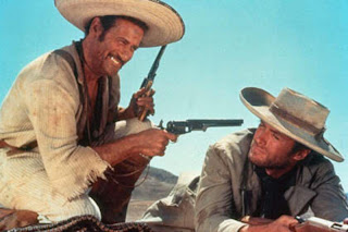 the good the bad and the ugly, sergio leone