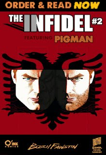 Get your digital download of THE INFIDEL #2 for $3 Now