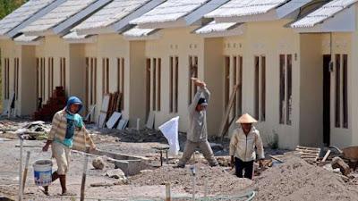 Pemerintah Bantu Uang Muka KPR Subsidi Rp 4 Juta per Debitur