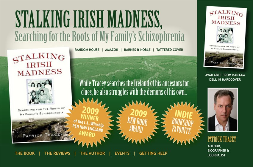 Stalking Irish Madness - Patrick Tracey