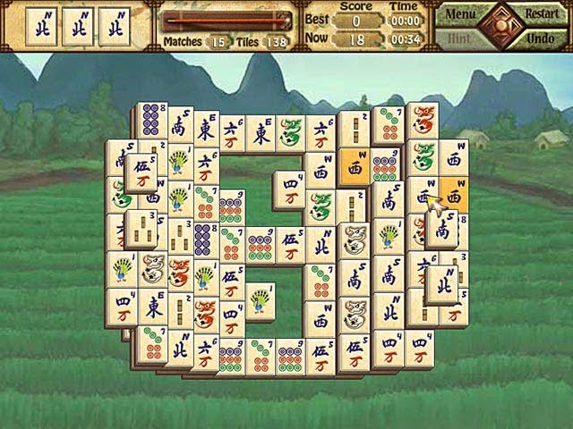 Mah-Jong-Quest-Game-Screenshot-Download