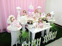 Decoração de festa infantil Bonecas de Pano Porto Alegre