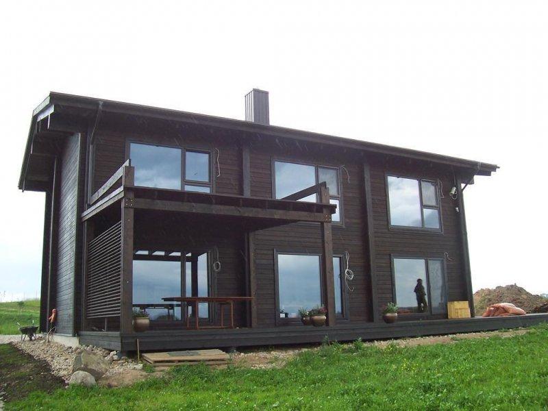 Planos casas de madera prefabricadas share the knownledge - Planos casa madera ...