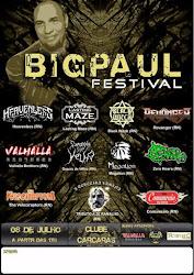 BIG PAUL FESTIVAL
