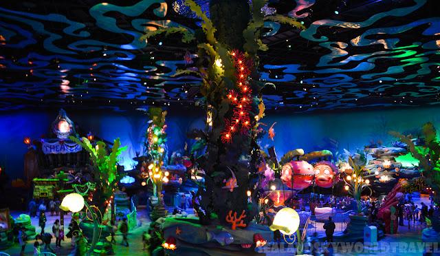 Disney Sea, 迪士尼海洋