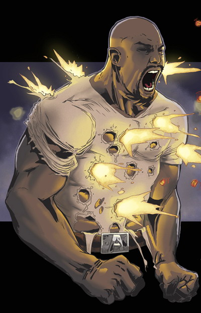 Luke Cage (Marvel Comics) Character Review - 2