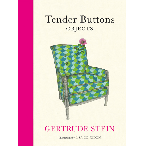 gertrude stein tender buttons essay Around the time gertrude stein wrote tender buttons she was experiencing an  emotionally driven relationship shift stein was very close with.