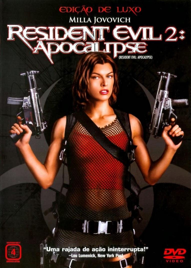 Resident Evil 2: Apocalypse – Legendado (2004)