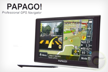 Introducing GPS Papago m9 for Android Download