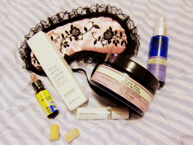 Neals Yard and This Works products to help you get your beauty sleep
