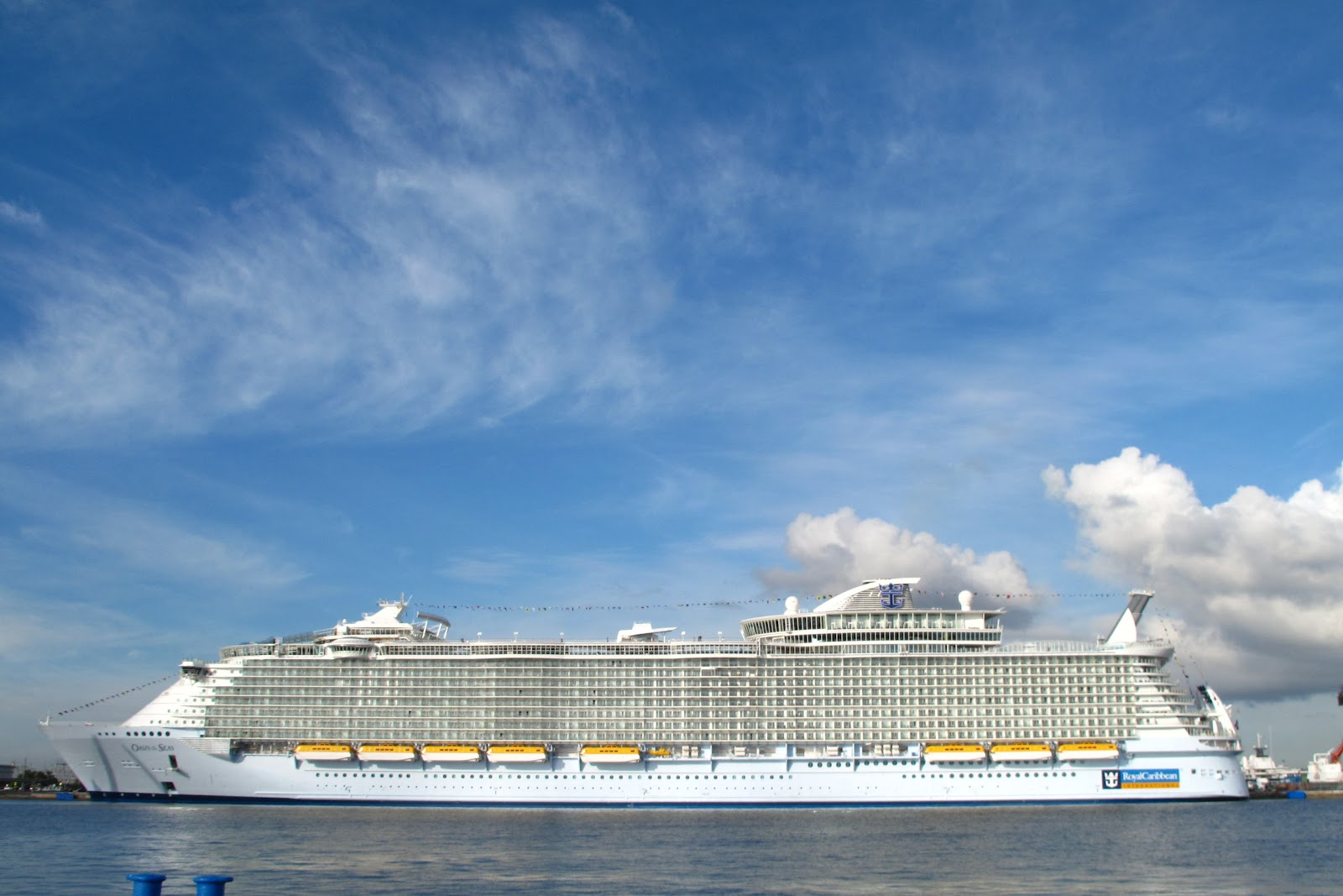 The World Largest Cruise Ship  World News And Review