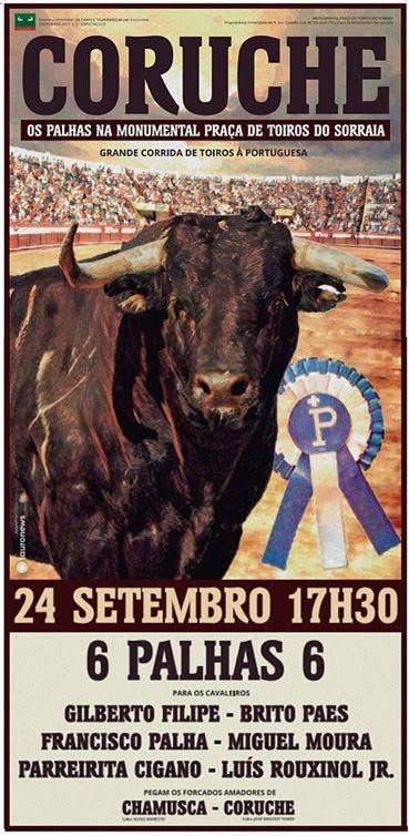 CORUCHE (PORTUGAL)24-09-2017. 6 PALHAS 6
