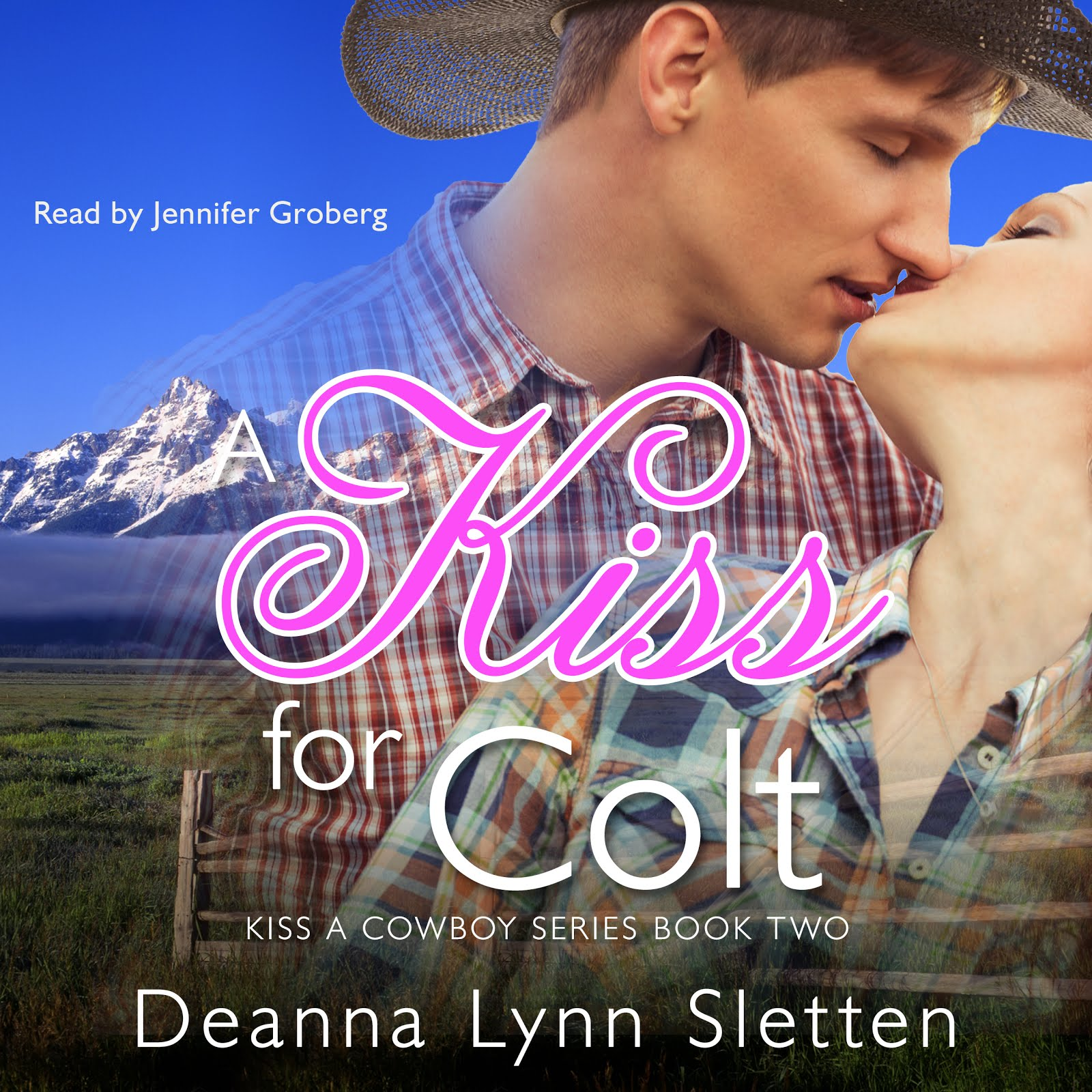 A Kiss for Colt on Audiobook