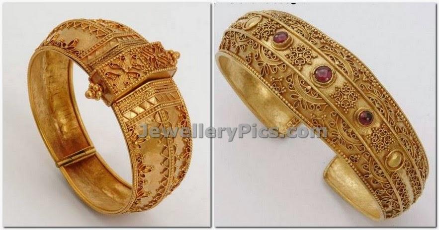 gold kadas collection
