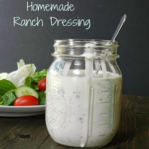 Dairy Free Ranch Dressing Recipe
