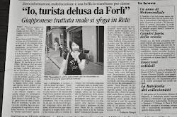 Titti sul giornale