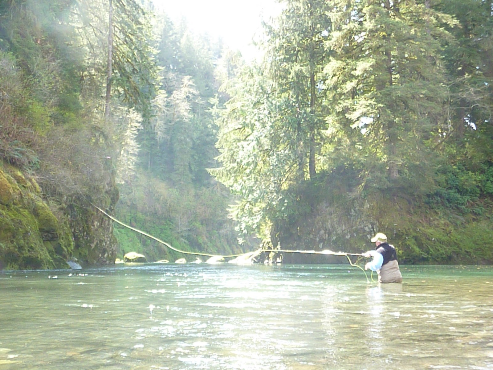 Brian marz 39 s fly fishing oregon blog april 2012 for Trout fishing oregon