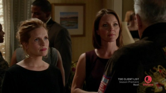 Army Wives: Last Minute Changes | TV Database Wiki ...