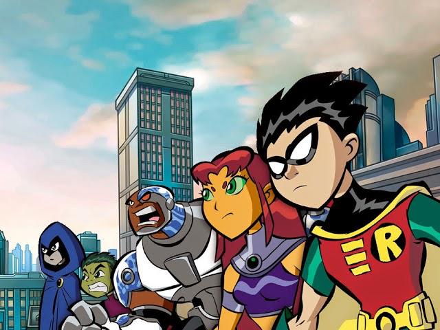 Phim Teen Titans SS4-Siêu Nhí Anh Hùng Phần 4