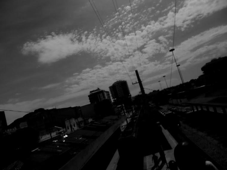 CADERNOS DE AFRICA  _trem_ rio de janeiro - RJ / BRASIL