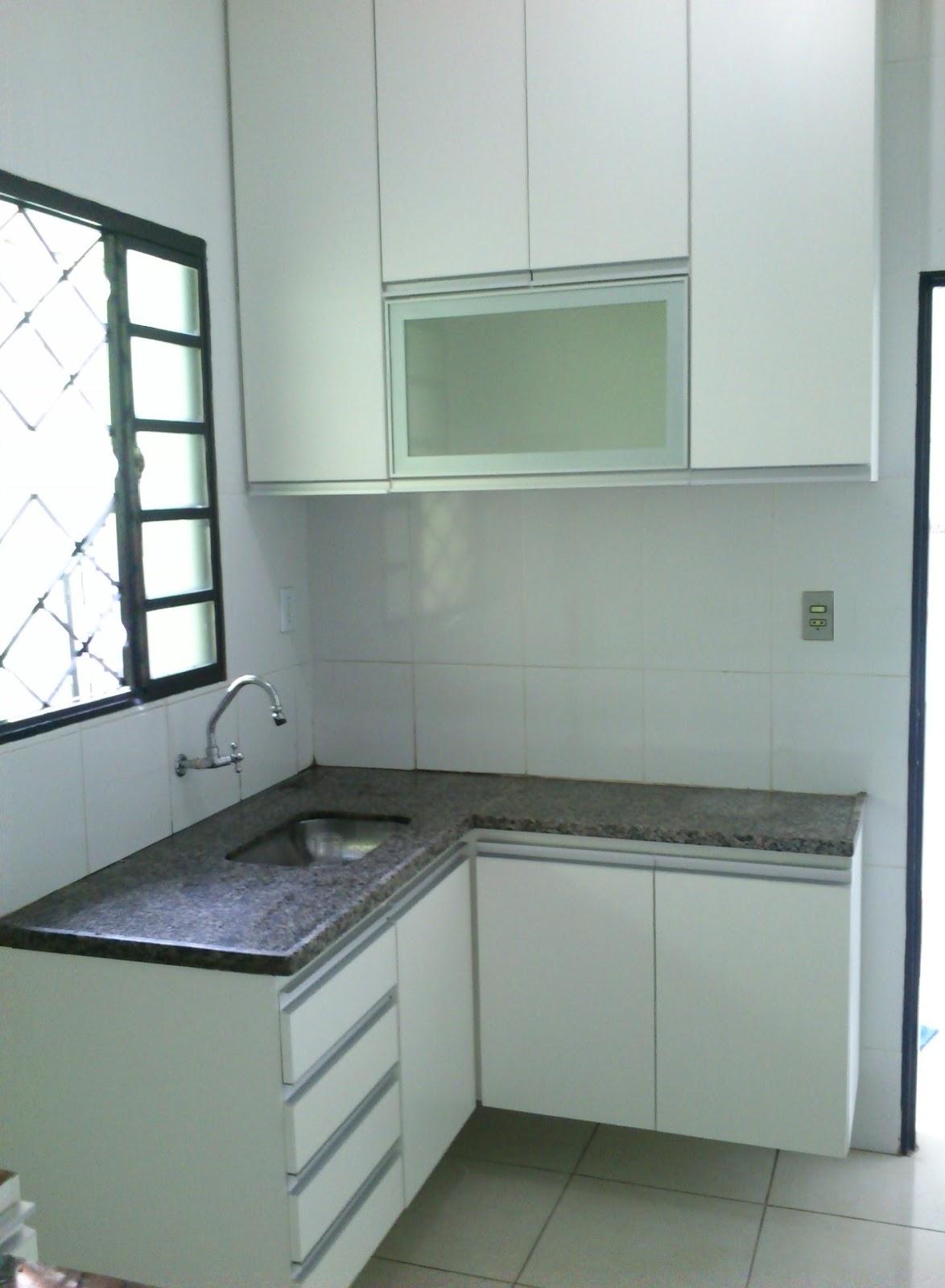 Lopes Armários Planejados Armário de Cozinha  (Padrão Branco)  Portas em 1 # Armario De Cozinha Planejado Porta De Vidro
