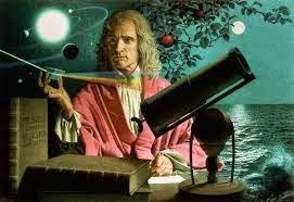 eccentric genius Isaac Newton