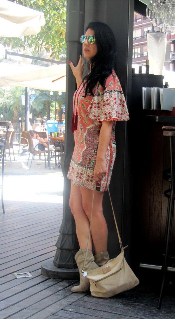 Bonito vestido Pedro Del Hierro