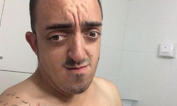 El Baño Mas Feo Del Mundo:El tío más feo del mundo ligando: el alumno de Álvaro Reyes
