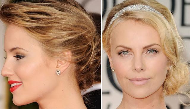 6 Golden Globes 2012: As melhores makeups