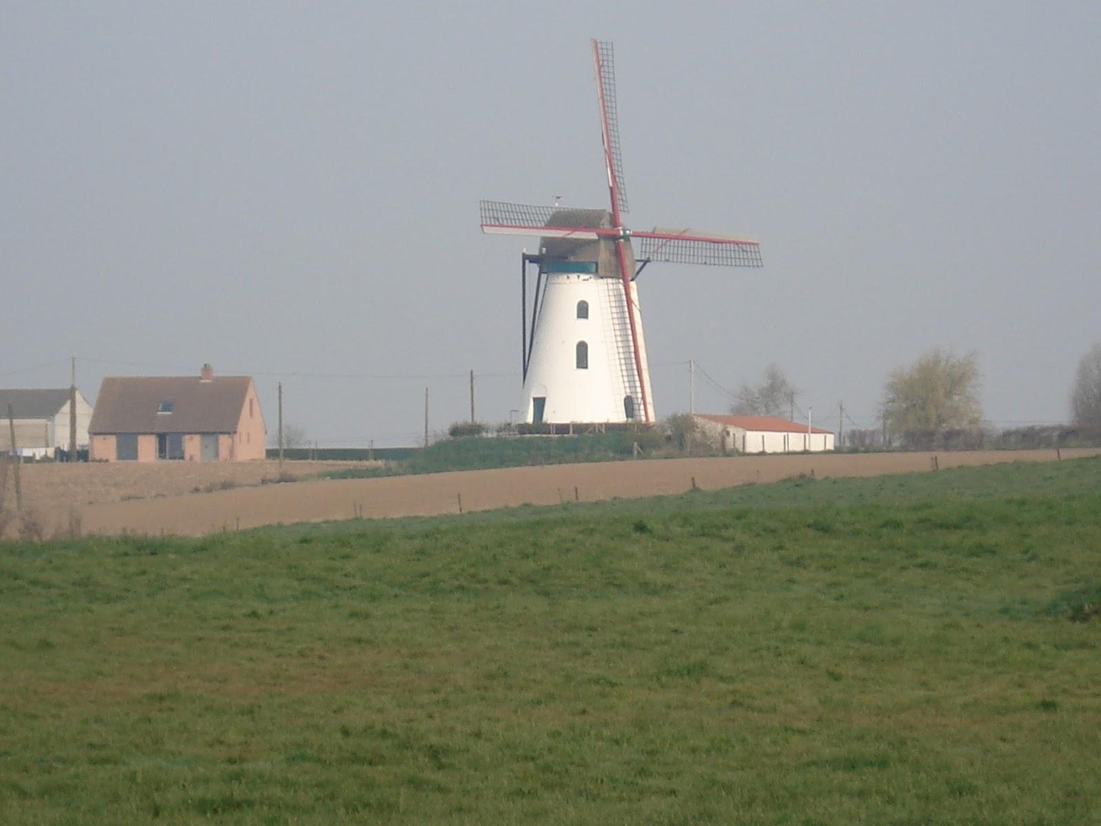 Brouckmolen Beveren-aan-de-Ijzer