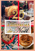 "Mon livre ""Pâtisseries de Noël"""