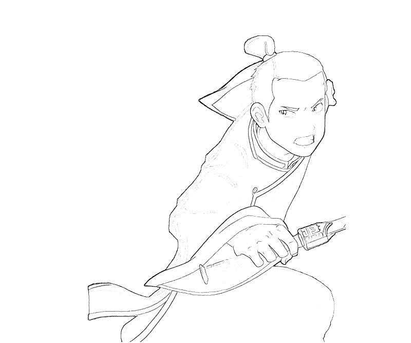 avatar dragon coloring pages - photo#11