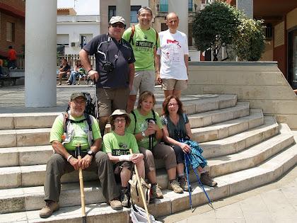 Caminada Popular de Sant Mateu 2011
