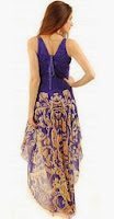 party 21 dress, party 21 waterfall dress, pakistan clothing, pakistani dresses, pakistani fashion