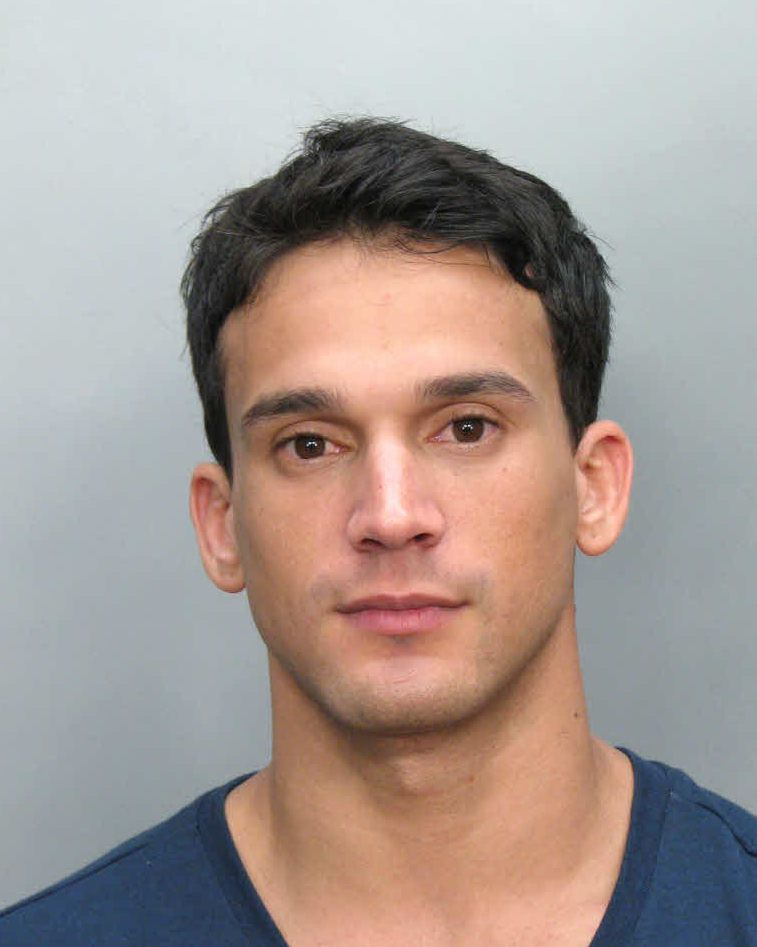 Marcel Rodriguez Arrest